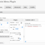 [WordPress] グローバルメニューにドロップダウンメニューを導入するプラグイン「PixoPoint Menu Plugin」