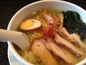 鶏塩ラー麺