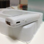USB と 電源用 microUSB 端子