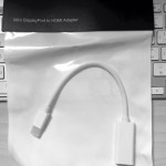 mini Display Port - HDMI 変換 アダプタ