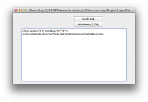 Delphi XML App Mac OS X