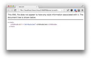 Delphi XML Mac OS X Chrome