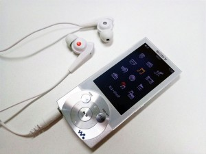 お買い物♪ SONY Walkman NW-A855