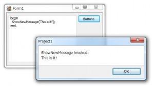 Windows 7 の環境で Delphi 2010 に RemObjects Pascal Script をインストールしてみる