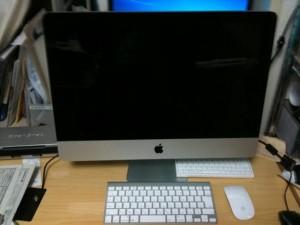 お買い物♪ iMac MB950J/A