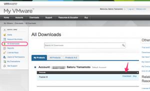 VMware Fusion 6 にアップグレードしました