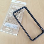 Macally iPhone 5 用ケース RIM5
