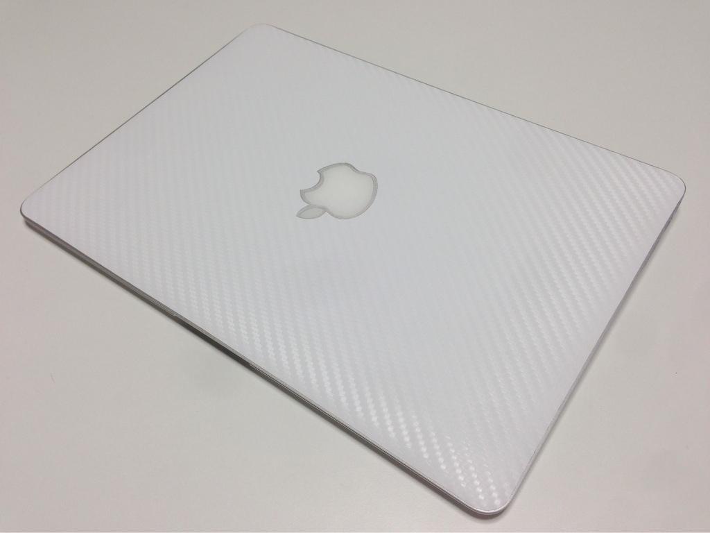 お買い物♪ MacBook Air 13 2013、外装保護用のスキンシート、トラックパッド保護用のフィルム