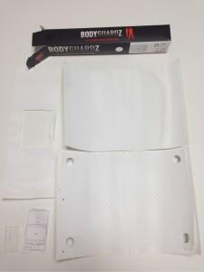 BodyGuardz Carbon Fiber Skin MacBook Air 13