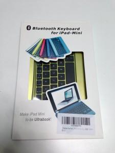 MiniSuit NewYork Bluetooth ワイヤレス キーボード 1