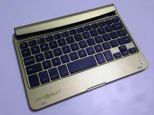 MiniSuit NewYork Bluetooth ワイヤレス キーボード 4