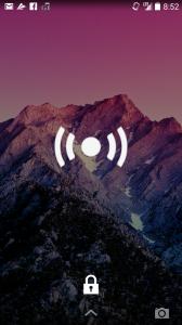 Androidのロック画面にウィジェット4