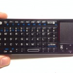 Riitek Rii mini Bluetooth keybord RT-MWK02 キーボード面