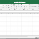 Microsoft Office Excel 2016 Preview