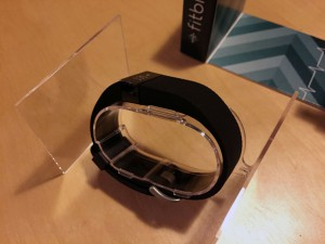 Fitbit Charge HR本体