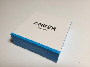 Anker PowerPort 4 箱