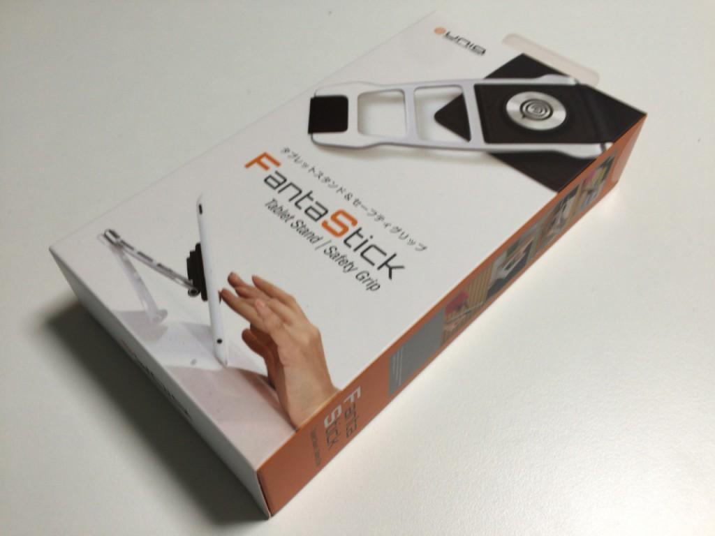 FantaStick タブレットスタンド/セーフティグリップ 箱