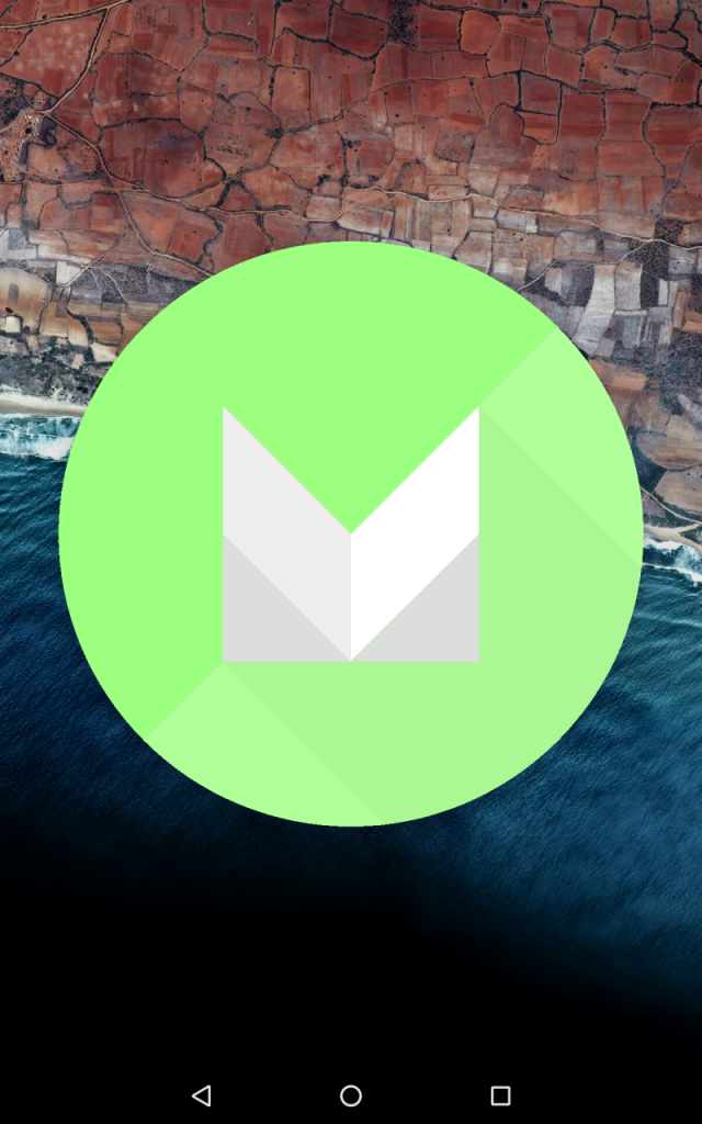 Android 6.0のイースターエッグ