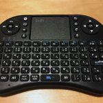 Ewin mini Wireless Keyboard 表面