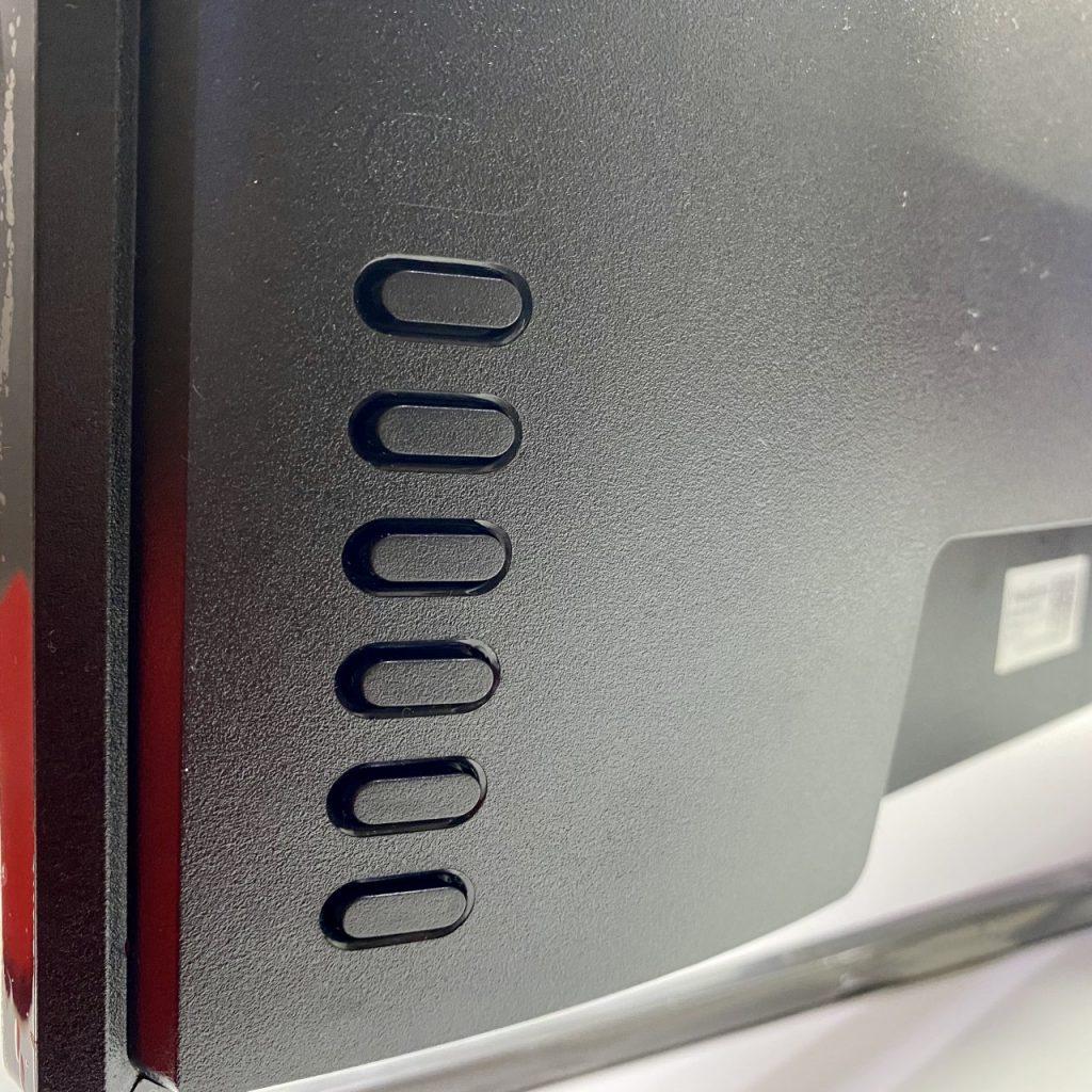 ViewSonic VX3211-4K-MHD-7 OSDスイッチ