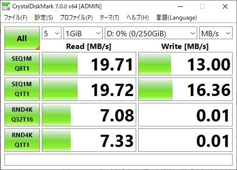 Xiaomi high speed 256GB microSDXC card 10 UHS-1 TF memory card CrystalDiskMark