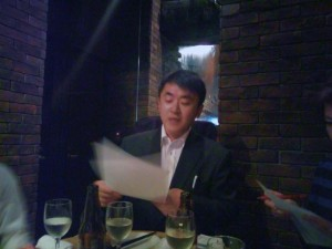 尾嶋健信さん