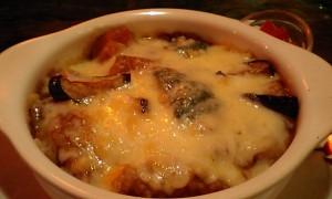 野菜たっぷり焼きチーズカレー