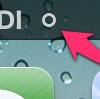 KDDI au iPhone 5 で ○ が出ちゃって通信が遅い:解決