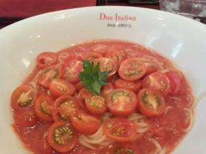 冷製イタリア麺